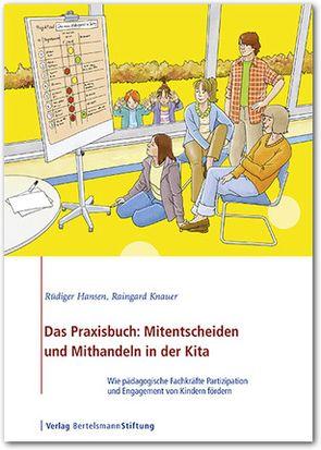 Praxisbuch: Mitentscheiden und Mithandeln in der Kita